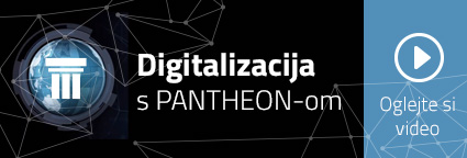 PANTHEON Digitalizacija